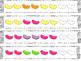 Jelly Bean Pattern Cards {FREEBIE}