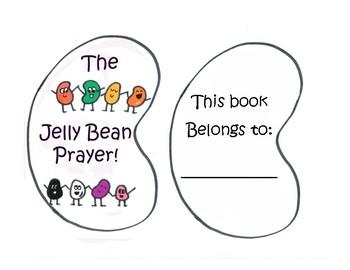 Jelly Bean Prayer Coloring Book