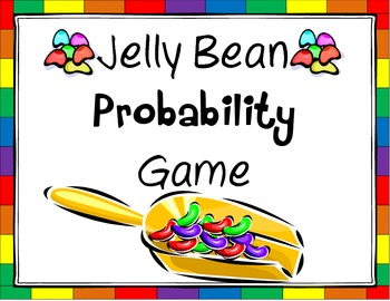 Jelly Bean Probability Game