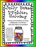Jelly Bean Problem Solving: Multiplication and Division (T