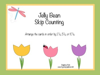 Jelly Bean Skip Counting