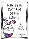 Jelly Bean Sort and Graph
