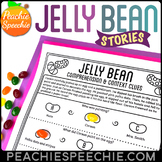 Jelly Bean Stories for Comprehension and Context Clues!