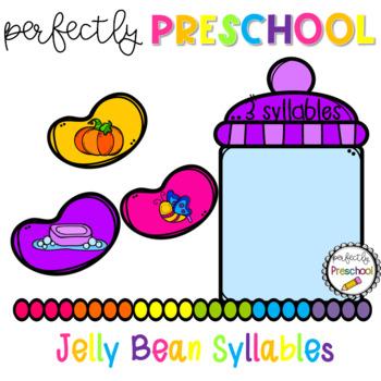 Jelly Bean Syllables