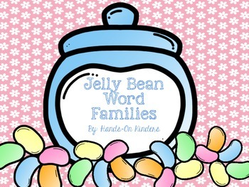 Jelly Bean Word Families