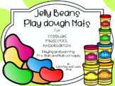 Jelly Beans Play Dough Mats Pre-Math & Math (Toddlers & Pr