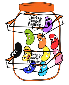 Jelly Beans Printable