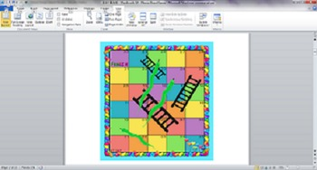 Jelly Beans - Words with EA - Phonics Board Game