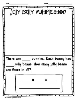 Jelly Belly Multiplication