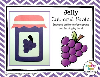 Jelly Cut and Paste