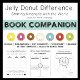 Jelly Donut Difference: Read-Aloud Companion Activities