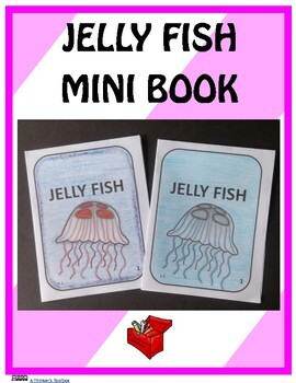 Jelly Fish Fact Craft