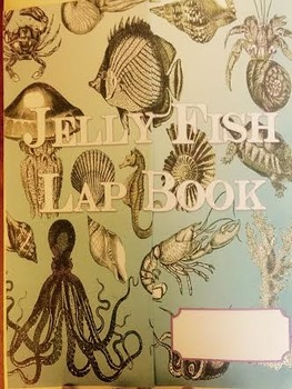 Jelly Fish Lap Book