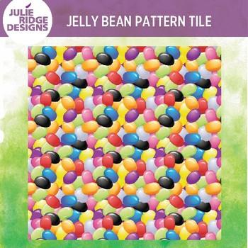 Jelly bean pattern sheet