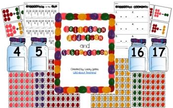 Jellybean Addition & Subtraction