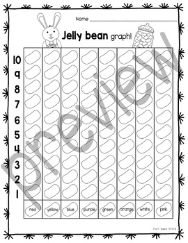 Jellybean Sort and Graph