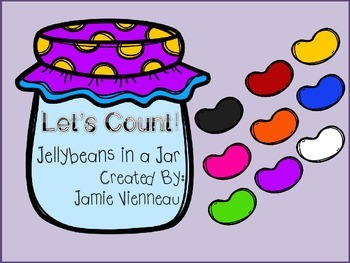Jellybean Counting Adapted Book