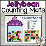 Jellybean Counting Mats #1-20