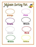 Jellybean Counting, Sorting & Graphing