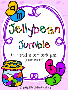 Jellybean Jumble