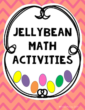 Jellybean Math:  Five Fun, Hands-on Activities
