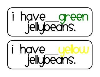 Jellybean Math Mini Unit