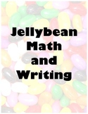 Jellybean Math and Writing - Activities to Celebrate Spring / Easter