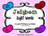 Jellybean Sight Word Match