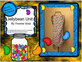 Jellybean Unit (Literacy and Math Activities)