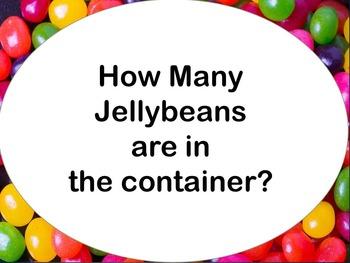Volume Using Jellybeans