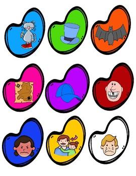 Jellybean Word Families