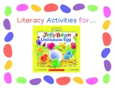 Jellybean and the Unbreakable Egg Literacy Activities