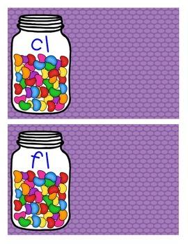 Jellybeans Blend Sort