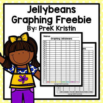 Jellybeans Graphing Freebie