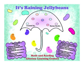 Jellybeans: Math and Reading Learning Centers