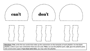 Jellyfish Contractions