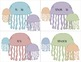 Jellyfish Contractions: Small Group and Center Activities