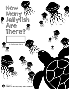 Jellyfish Count V1 and Answer Key