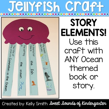 Jellyfish Worksheets & Teaching Resources | Teachers Pay Teachers