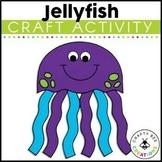 Jellyfish Craft | Ocean Animals Activity | Sea Life | Ocean Habitat Activities