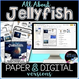 Jellyfish Differentiated *DIGITAL AND PAPER* Reading Compr