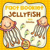 Jellyfish Fact Booklet with Digital Activities