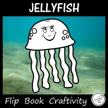 Jellyfish Template  -  lift-the-flap presentation