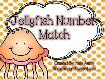 Jellyfish Number Match