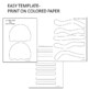 Jellyfish craft - Ocean animal craftivity