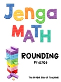 Jenga Math Practice