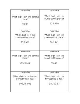 Jenga Math Review!