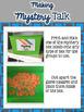 Discussions Games: Jenga Talk, Mystery Talk, Dice Talk (editable) Back to School