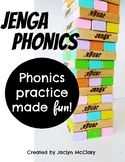 Jenga Phonics: EVERYTHING!
