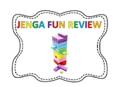 Jenga Review Game